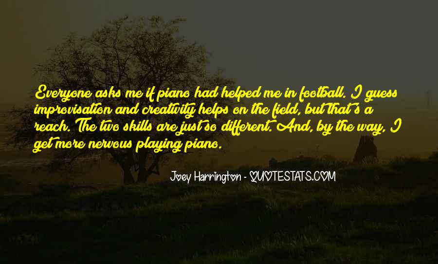 Joey Harrington Quotes #1287762