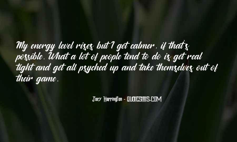 Joey Harrington Quotes #15155