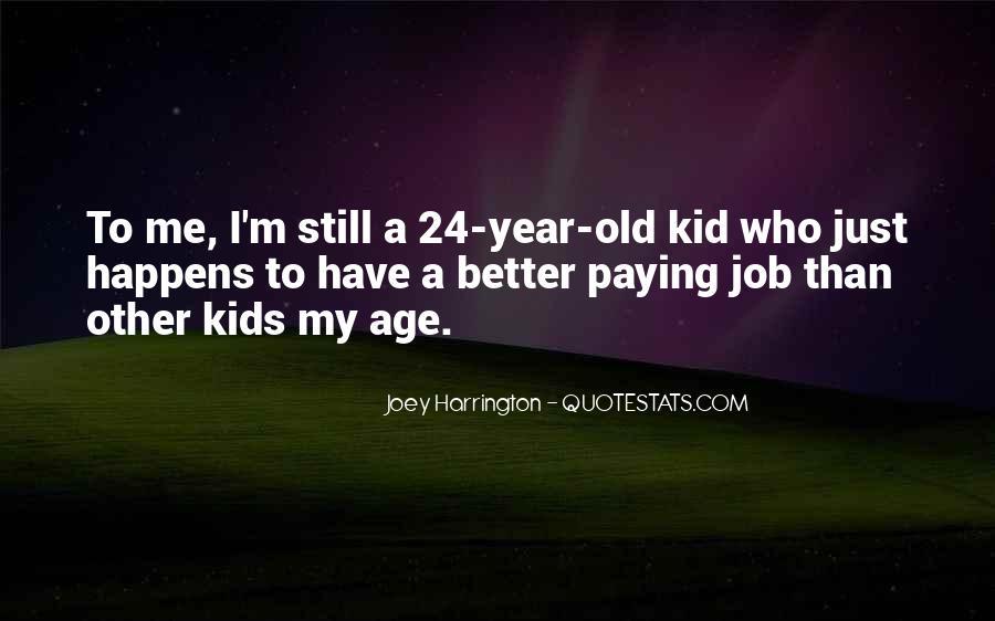 Joey Harrington Quotes #1822653