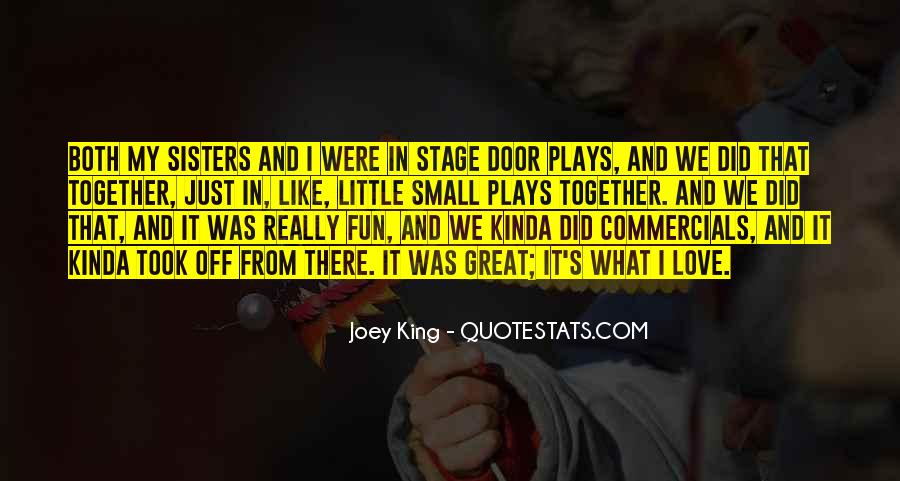 Joey King Quotes #1698203