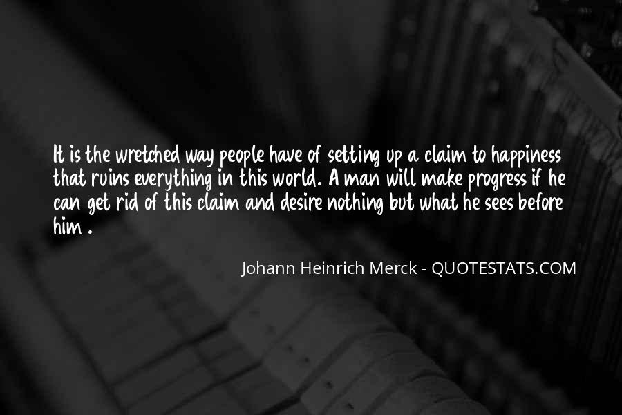 Johann Heinrich Merck Quotes #747596