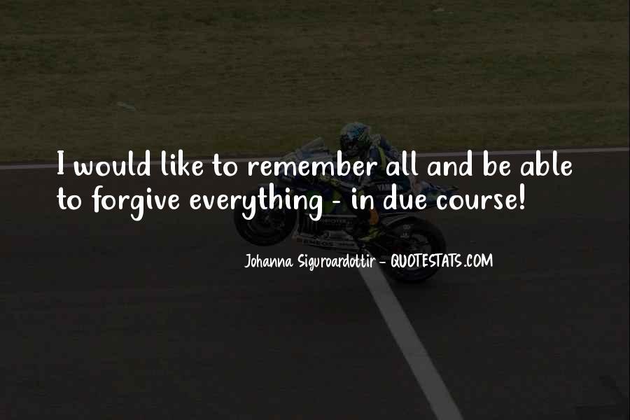 Johanna Siguroardottir Quotes #1051054
