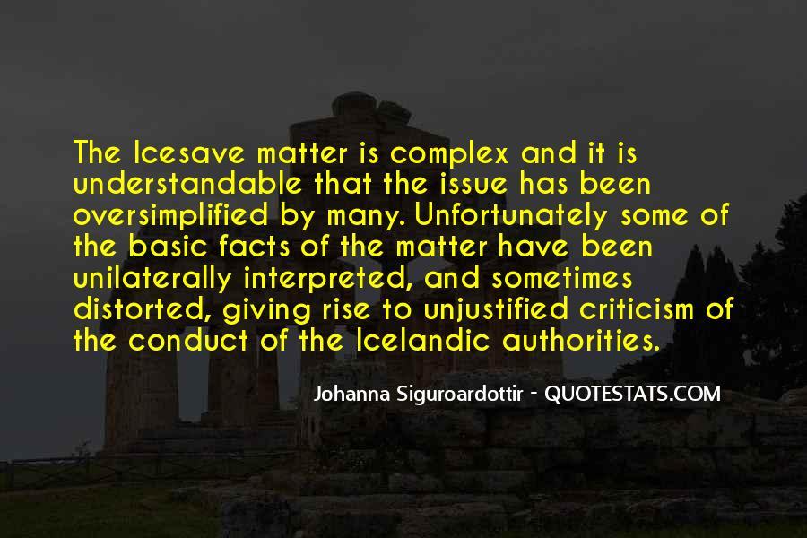 Johanna Siguroardottir Quotes #1064581