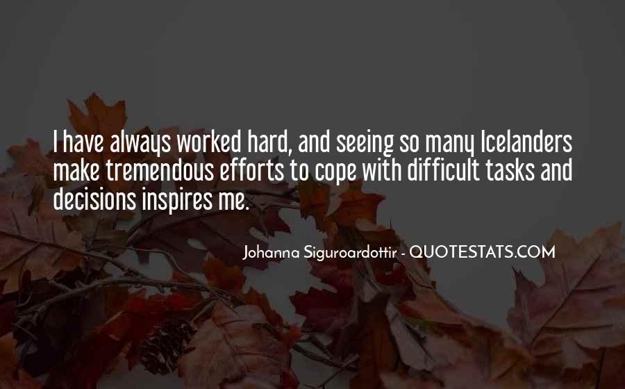 Johanna Siguroardottir Quotes #1268096