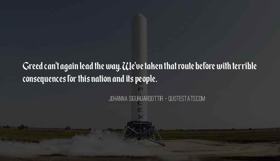 Johanna Siguroardottir Quotes #440302