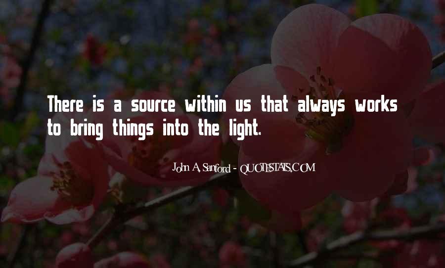 John A. Sanford Quotes #1163448