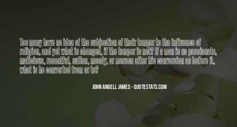 John Angell James Quotes #371946