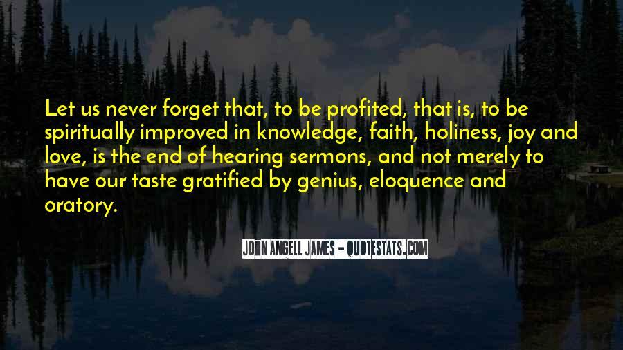 John Angell James Quotes #457999