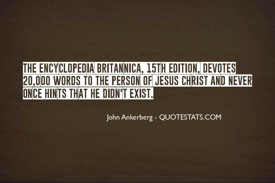John Ankerberg Quotes #172842