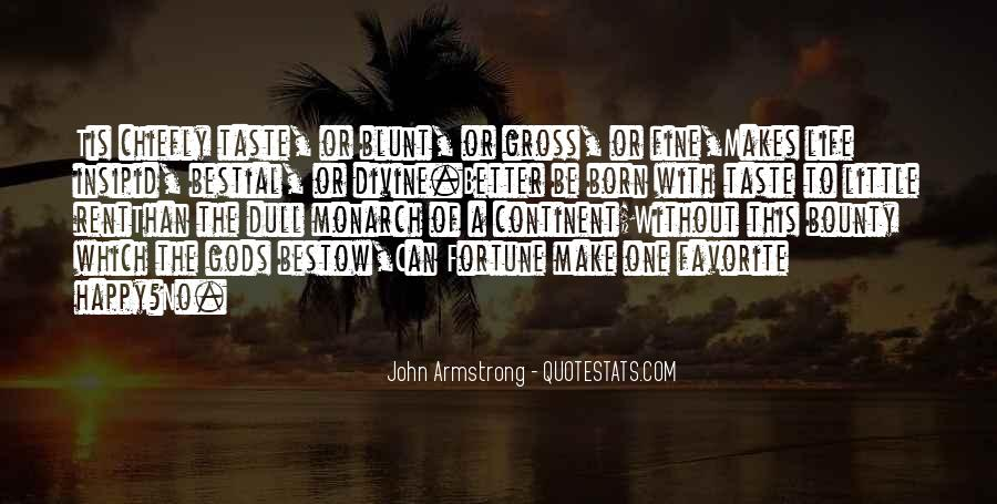 John Armstrong Quotes #1062226
