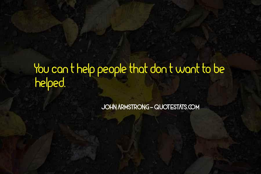 John Armstrong Quotes #1227233
