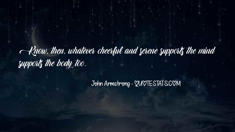 John Armstrong Quotes #1344482