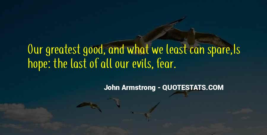 John Armstrong Quotes #1772787