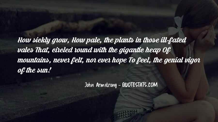 John Armstrong Quotes #1830760