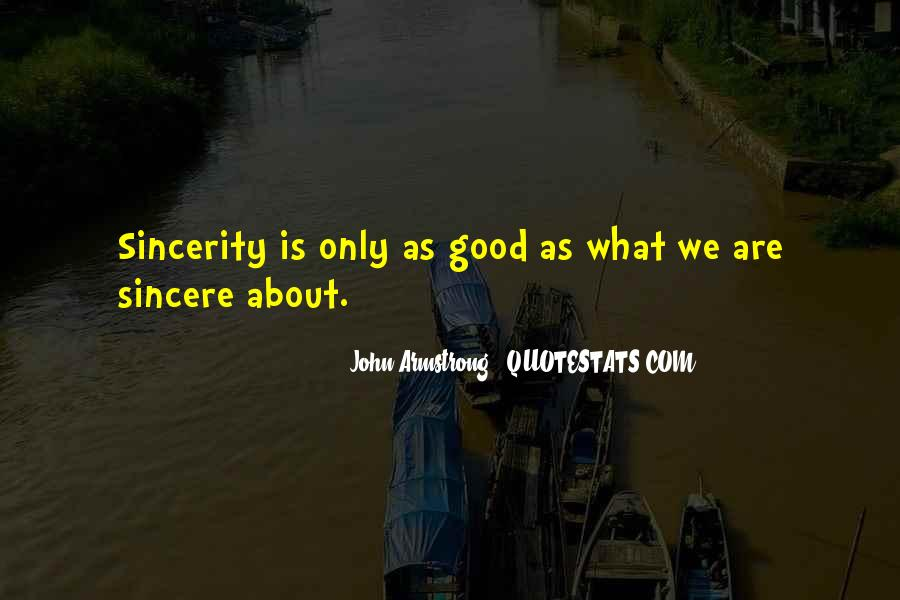 John Armstrong Quotes #281489