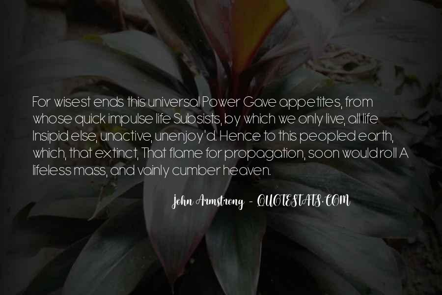 John Armstrong Quotes #289700