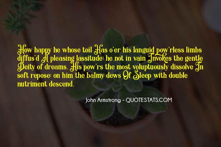 John Armstrong Quotes #366467