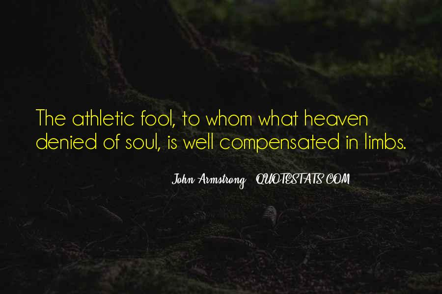 John Armstrong Quotes #454471