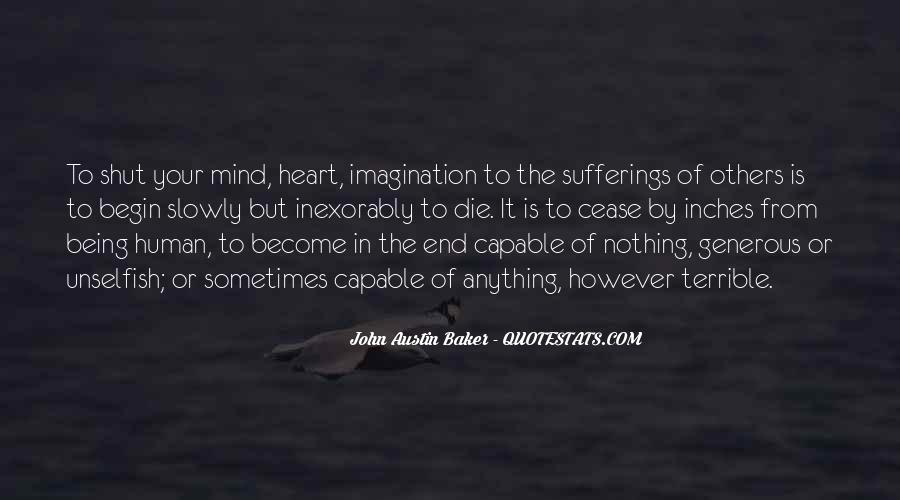 John Austin Baker Quotes #198949