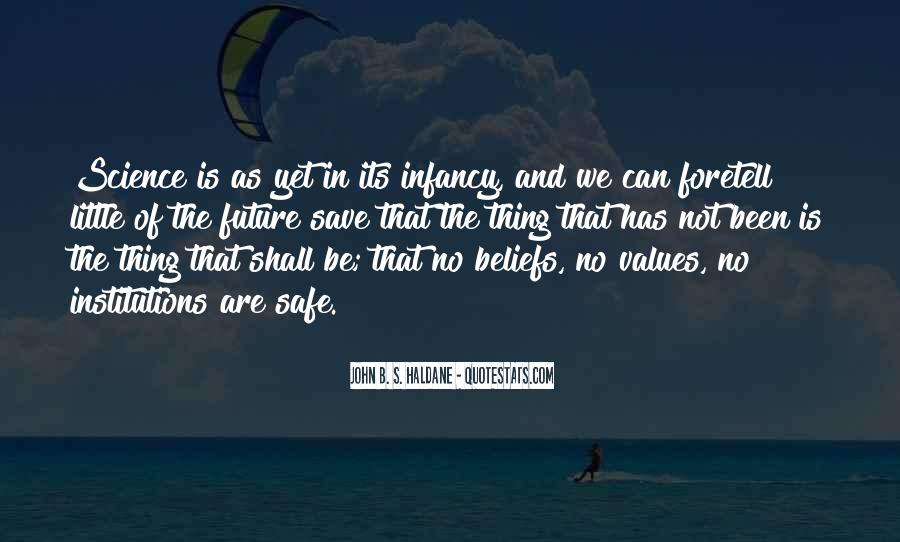 John B. S. Haldane Quotes #1002828