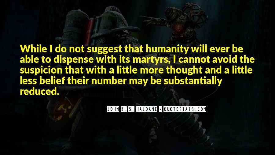 John B. S. Haldane Quotes #1115115
