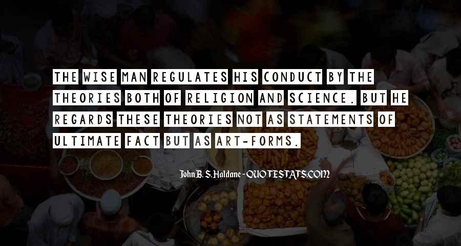 John B. S. Haldane Quotes #1140432