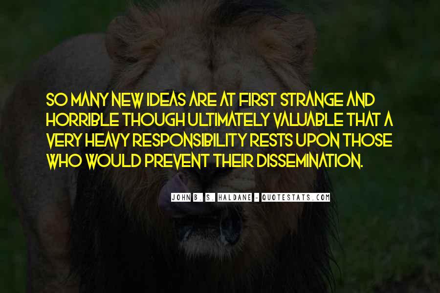 John B. S. Haldane Quotes #1212851