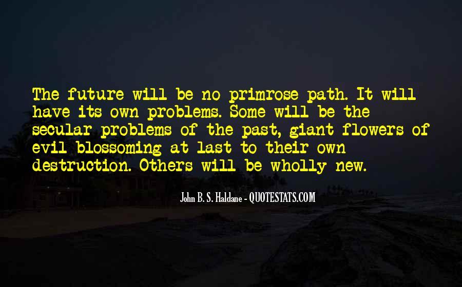 John B. S. Haldane Quotes #1251461