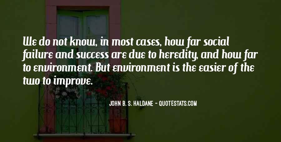 John B. S. Haldane Quotes #1478344