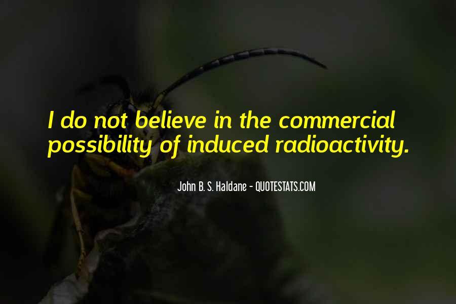 John B. S. Haldane Quotes #1680737