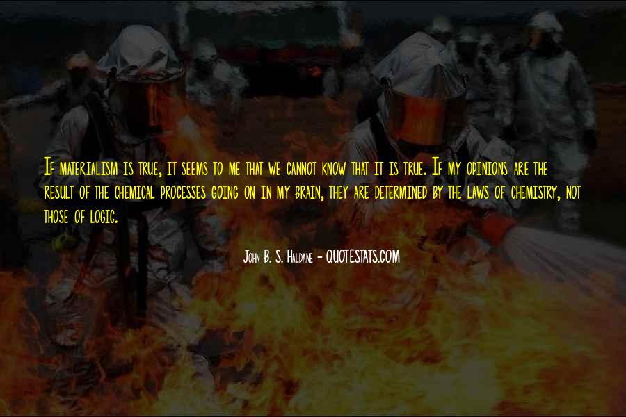 John B. S. Haldane Quotes #1706337