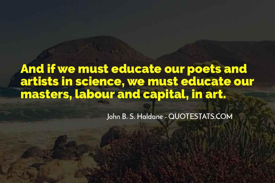 John B. S. Haldane Quotes #1861441