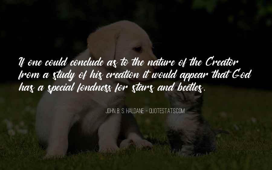 John B. S. Haldane Quotes #363176