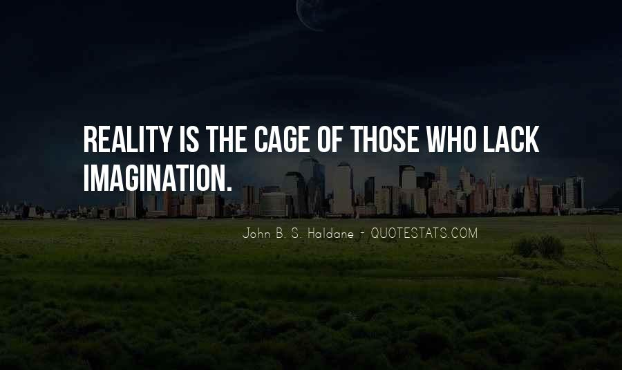 John B. S. Haldane Quotes #453776