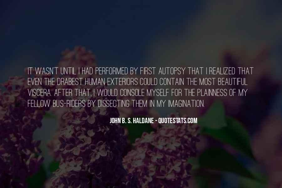 John B. S. Haldane Quotes #460582
