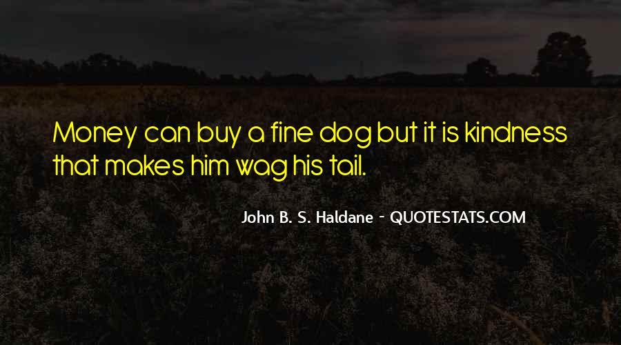 John B. S. Haldane Quotes #475449
