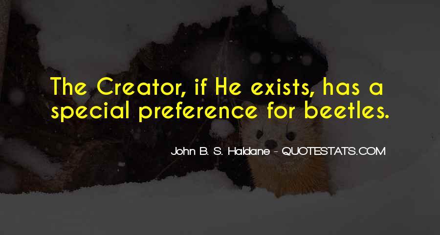 John B. S. Haldane Quotes #77165