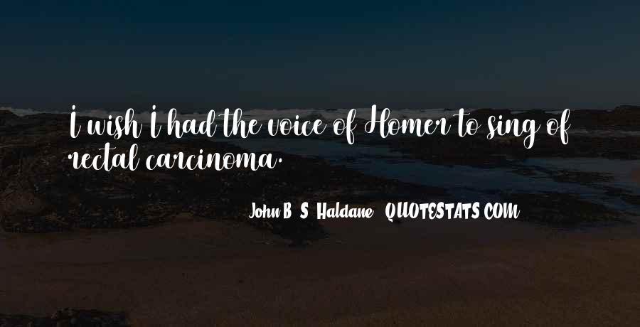 John B. S. Haldane Quotes #845020