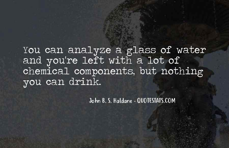 John B. S. Haldane Quotes #981132