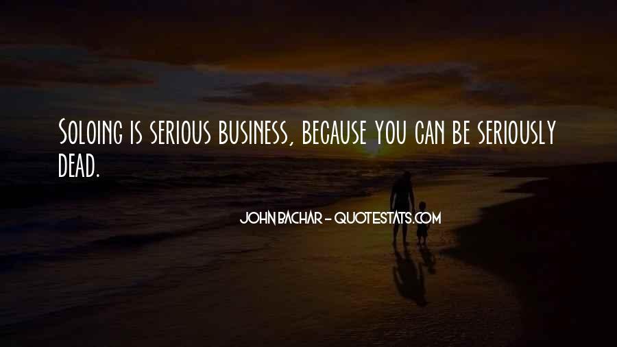 John Bachar Quotes #249775