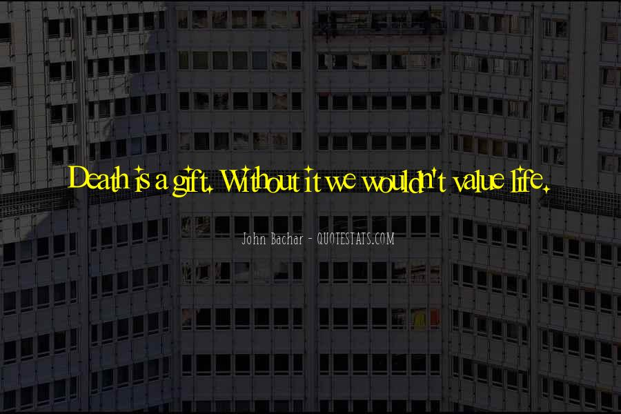 John Bachar Quotes #387800