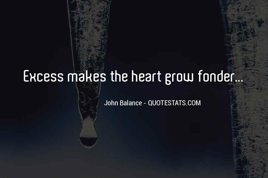 John Balance Quotes #670867
