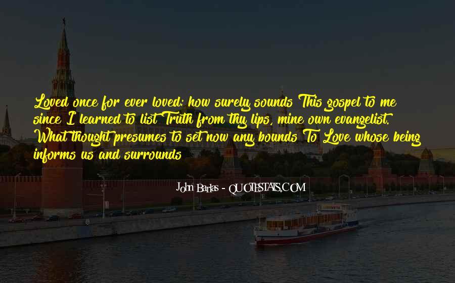John Barlas Quotes #1151506