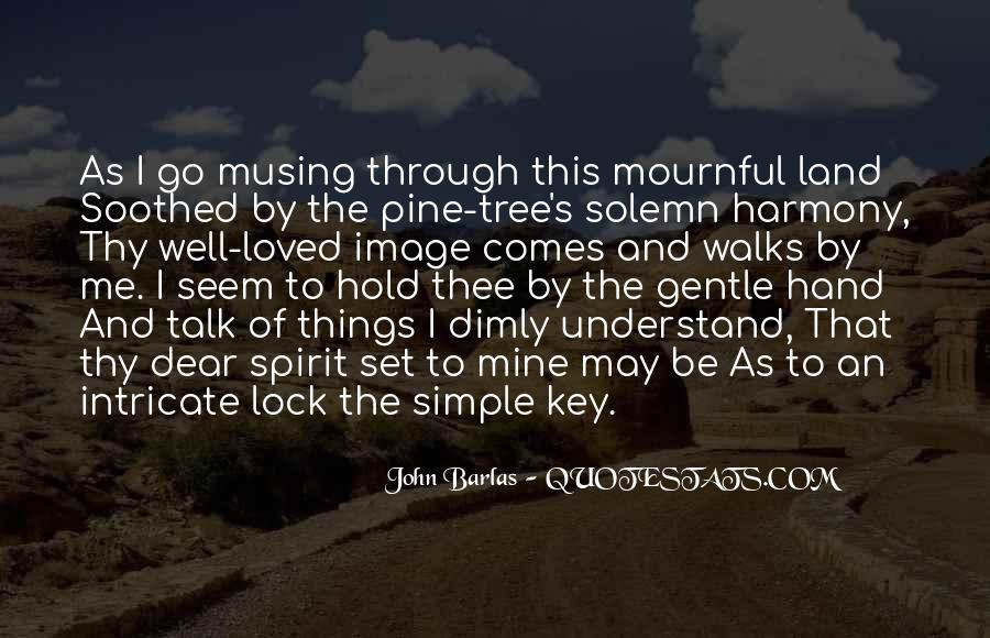John Barlas Quotes #426011
