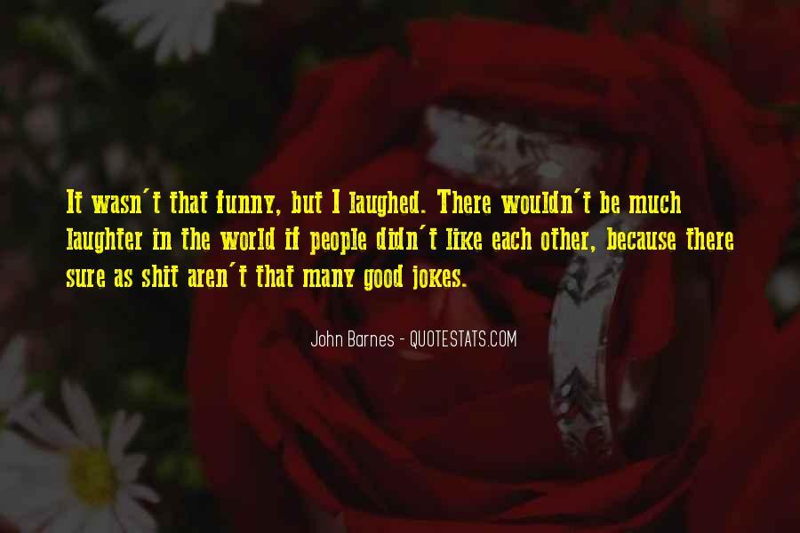 John Barnes Quotes #128696