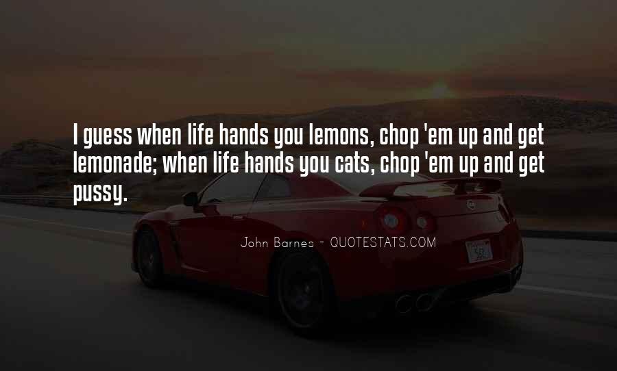 John Barnes Quotes #1437153