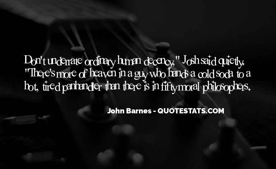 John Barnes Quotes #1524105