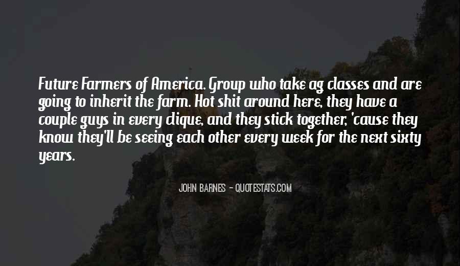 John Barnes Quotes #152603