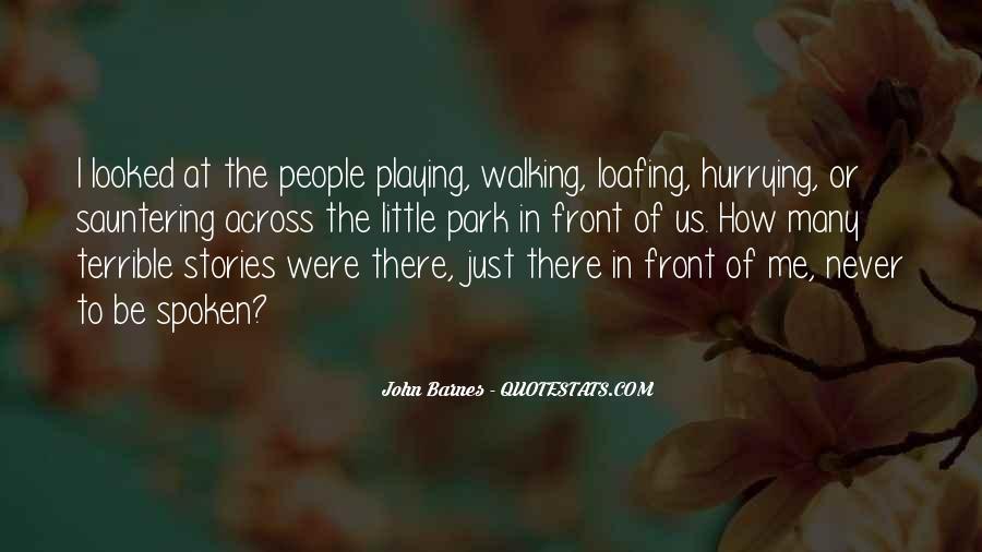 John Barnes Quotes #1833835