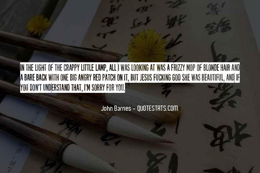 John Barnes Quotes #238883